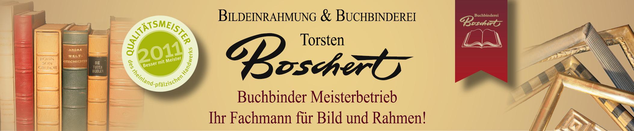 Buchbinderei Boschert