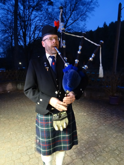Schlampen aus Schottland
